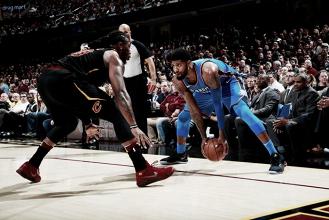 NBA - Cleveland, è buio pesto