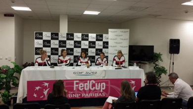 Fed Cup : Garcia et Mladenovic en simple