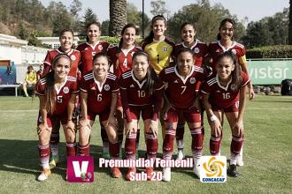 Lista la Selección Femenil Sub-20 para el Premundial
