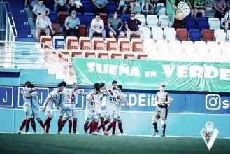 El Astorga cede ante el Vitoria