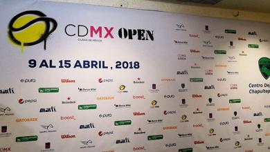 CDMX Open, será el nuevo evento de tenis en el país