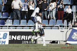 CD Tenerife - Girona FC: puntuaciones del Tenerife, jornada 34 de Segunda División