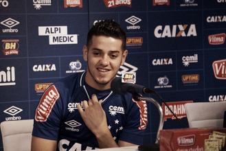 Meia Messidoro é apresentado no Cruzeiro