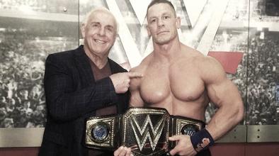 John Cena iguala el record de Ric Flair