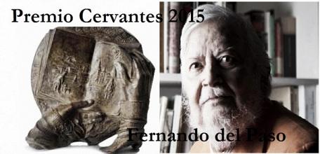 Premio Cervantes 2015 para Fernando del Paso
