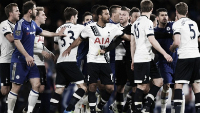 Chelsea and Spurs charged by the FA