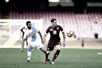 Torino-Napoli, le formazioni ufficiali