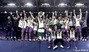 La plantilla del Real Madrid domina la lista del Top 500 de World Soccer