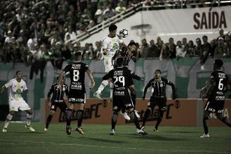 Contra retrospecto ruim, Chapecoense mira confronto com Corinthians pela Copa do Brasil