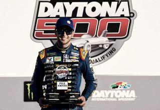 Chase Elliott conquers back-to-back Daytona 500 poles