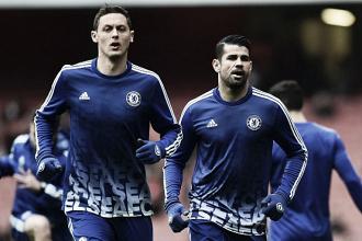 Sob especulações de saída, Diego Costa e Matic não viajam à Ásia para pré-temporada do Chelsea