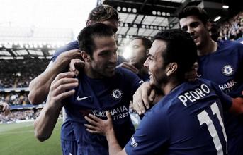 Chelsea volvió a sonreír en Stamford Bridge
