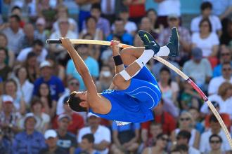 Universiadi Taipei 2017 - Atletica, Stecchi bronzo nell'asta