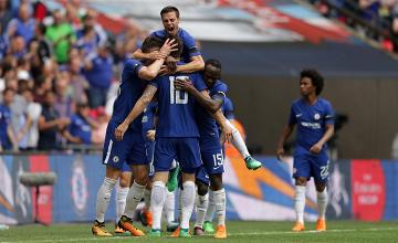 Chelsea, il risveglio degli attaccanti | www.twitter.com (@ChelseaFC)