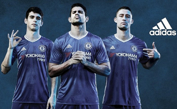 Chelsea to end Adidas partnership in 2017