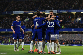 Chelsea 2-1 Crystal Palace: A wasteful Chelsea close the gap on top-four despite late scare