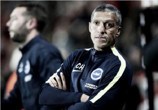 Chris Hughton: ''Tenemos que dar lo mejor de nosotros ante el Stoke''