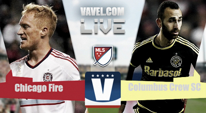 Live result of Columbus Crew SC vs Chicago Fire