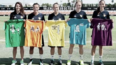 El Valencia CF Femenino y Delikia se suman a la lucha contra el Alzhéimer