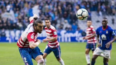 Real Oviedo - Granada CF: puntuaciones del Granada CF, jornada 31 de Segunda División