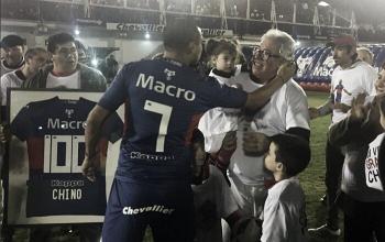 """""""Chino"""" Luna: """"Me gustaría salir campeón con Tigre, es un sueño"""""""