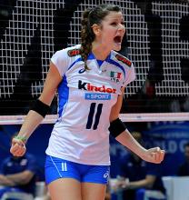Volley femminile - Azzurre verso gli Europei: ecco le convocate. Out Diouf e Guerra