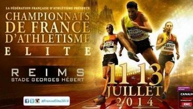 Championnats de France : les principaux favoris s'imposent