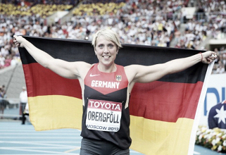 Javelin great Christina Obergfoll retires