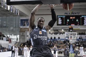 LegaBasket - Ripartenza Trento, Brindisi abbattuta 84-48
