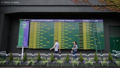 Wimbledon : Le tirage des Français