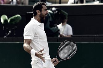 Wimbledon 2017 - Marin Cilic è il primo finalista: Querrey superato in tre ore (6-7, 6-4, 7-6, 7-5)