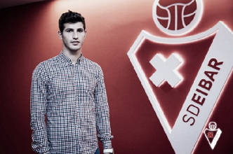 Branimir Cipetić, nuevo fichaje para el CD Vitoria