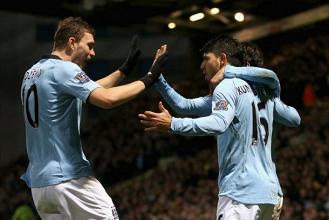 Si Manchester City est champion, Dzeko y sera pour quelque chose ...