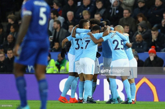 Leicester City 0-2 Manchester City: Puel suffers first Foxes' defeat to high-flying Sky Blues