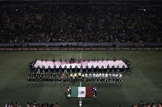 Tigres empató la Final de Ida con gol de último minuto