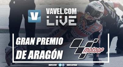 Carrera GP Aragón de MotoGP en vivo y en directo online 2017