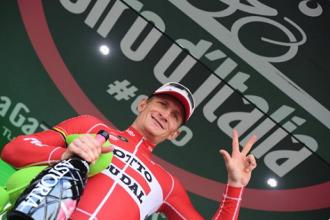 Giro : La Lotto Soudal offre la victoire sur un plateau à Greipel