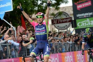 Giro: Ulissi fait la passe de deux