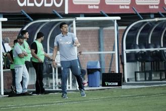 """Claudinei destaca estratégia após vitória do Avaí: """"Conseguimos poupar e conquistar três pontos"""""""