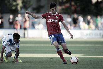 El Real Zaragoza vence y convence frente a la Real Sociedad