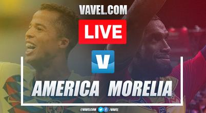 Goals and Highlights: Club America vs Monarcas Morelia (1-0) 2019 Liga MX