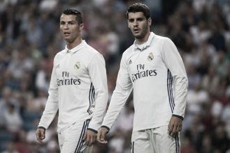 Real Madrid, si riparte senza James e con i dubbi Morata e CR7