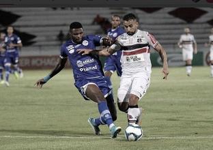 Santa Cruz enfrenta o ABC nas quartas de final da Copa do Nordeste