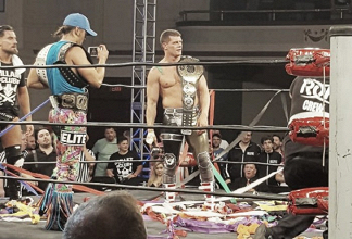 Cody Rhodes becomes ROH World Champion