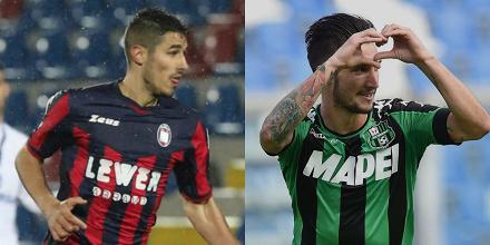 Faraoni (26), autore del gol vittoria di Udine e Politano (24), ritrvatosi dopo l'inizio anno opaca