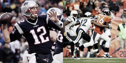Tom Brady y la defensa de Denver, valores seguros