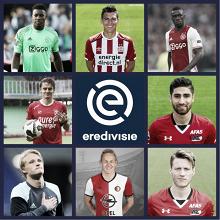 Top 10 de los mejoresjugadoresdela Eredivisie2016/17