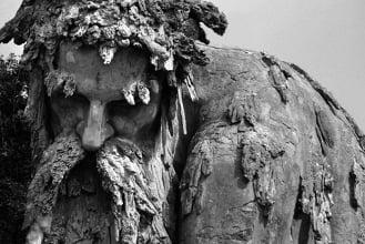 El gigante Appennino de Giambologna