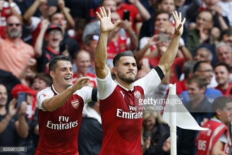 Arsenal 1-1 Chelsea (4-1 pens.): Player ratings as Arsenal win the Community Shield