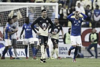 Contra la pared; América sigue sin gol y Tigres se llevó el botín completo del Azteca